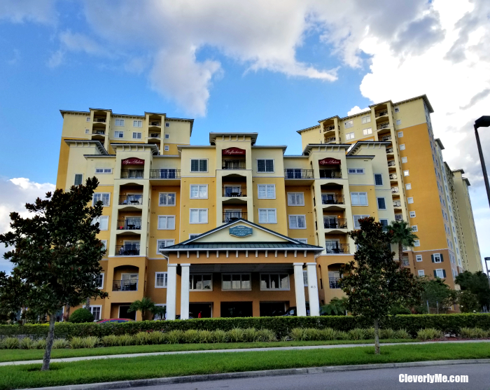 Lake Buena Vista Resort Village & Spa in Orlando Florida