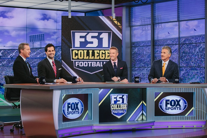 DISH Airs Live 4K College Football from FOX Sports. More info at CleverlyMe.com