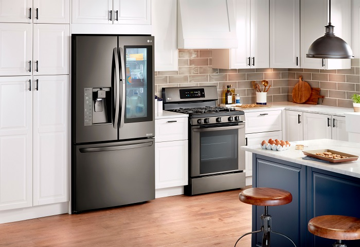 Prep for the Holidays With LG Appliances