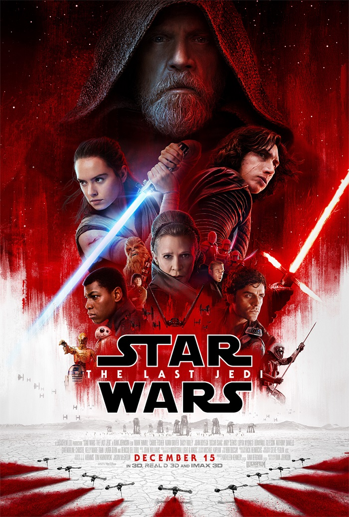 The New Star Wars: The Last Jedi Trailer Is Here, check it out at CleverlyMe.com