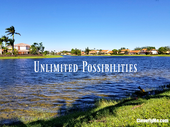 Enjoy life's unlimited possibilities. More at CleverlyMe.com