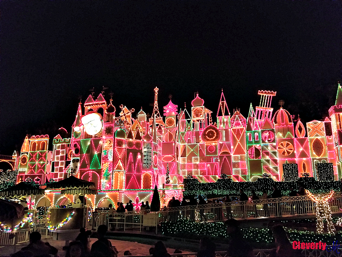 Planning a trip to Disneyland this season? Be sure to catch our guide to holiday time at Disneyland to see what Disneyland and Disney California Adventure have to offer this holiday season. More at CleverlyMe.com