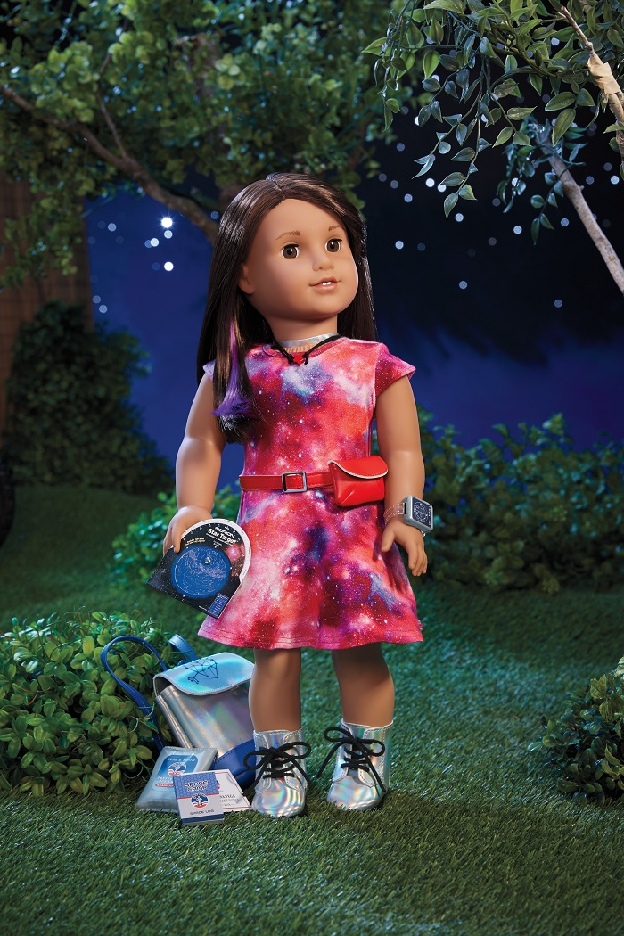 Meet Luciana Vega, American Girl's 2018 Girl of the Year!