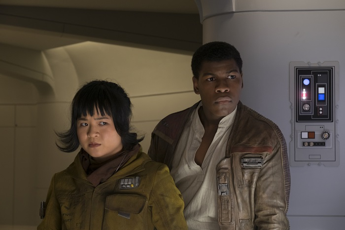 "Exclusive Interview with Kelly Marie Tran ""Rose Tico"" in Star Wars: The Last Jedi. More at CleverlyMe.com"