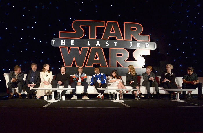 Star Wars: The Last Jedi Press Event Experience