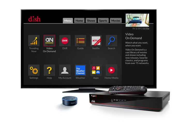 DISH Releases New Hopper Duo DVR for One-and Two-TV Households