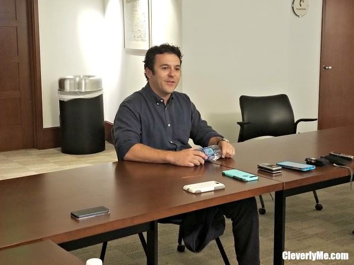 Exclusive Interview with Fred Savage Host of ABC's Child Support. More at CleverlyMe.com