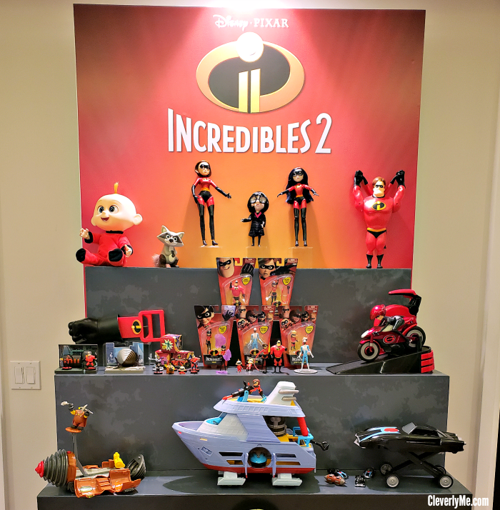 New Disney Pixar S Incredibles 2 Must Have Toys Cleverly