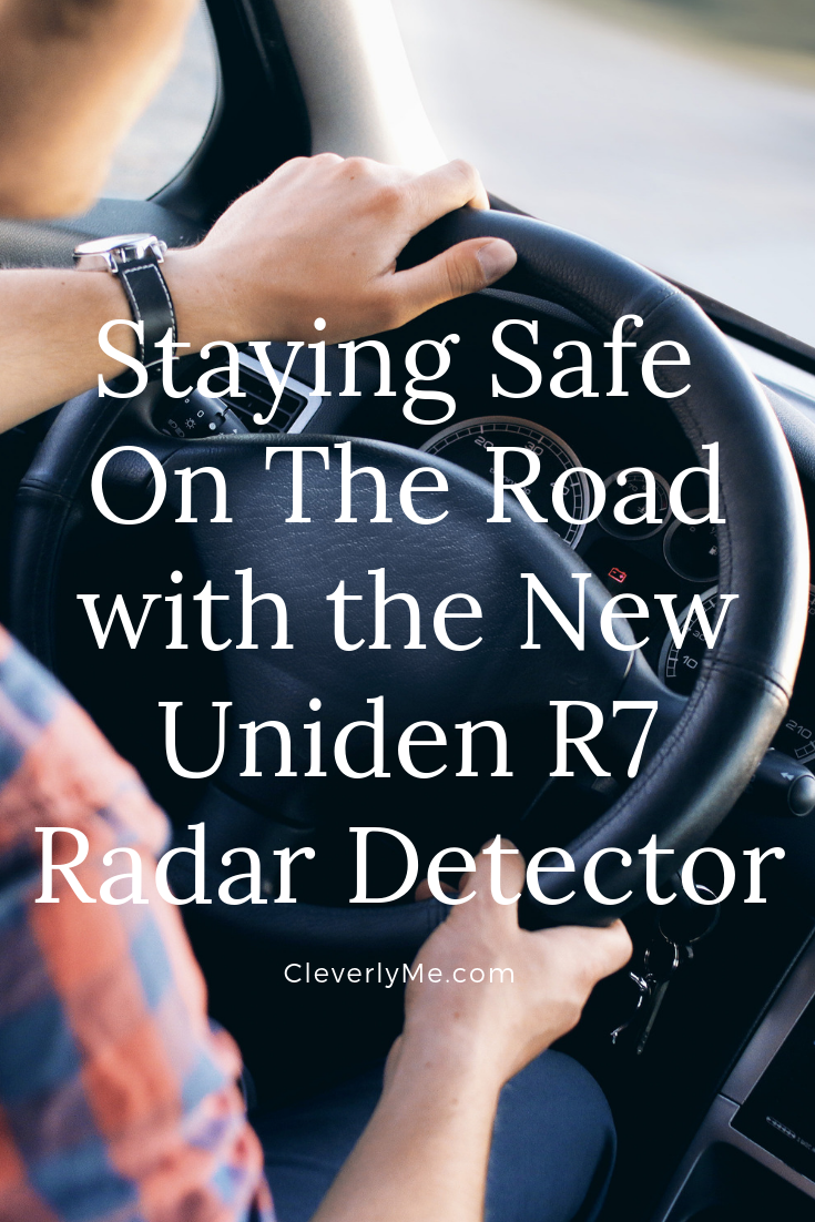 Read about the features and benefits of the New Uniden R7 Radar Detector and learn about staying safe on the road with the new Uniden R7 Radar Detector. More at CleverlyMe.com