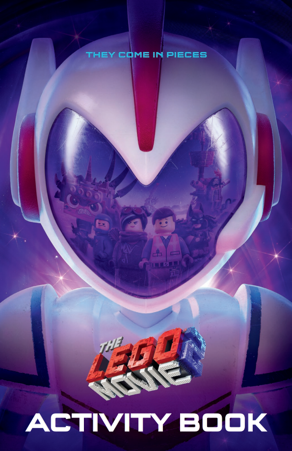 Excitement overload, The LEGO® Movie 2: The Second Part now available on 4K UHD Combo Pack, Blu-ray Combo Pack, DVD Special Edition and Digital! Learn more about this release and print a fun Activity Book at at CleverlyMe.com