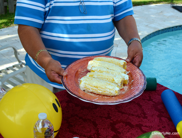 If you are hosting a backyard barbeque, a tropical luau, or a pool party this summer, today we are sharing with you our easy Summer Entertaining with Fresh From Florida Produce tips. More at CleverlyMe.com
