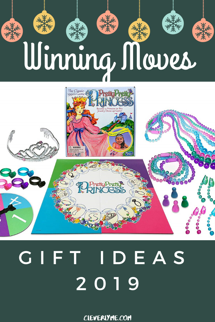 Looking for a bit of game board inspiration? Then, be sure to check out our Winning Moves gift ideas 2019 guide where you can find three fantastic games boards for kids ages 5 and up. More at CleverlyMe.com #HolidayGiftGuide #HolidayGiftGuide2019