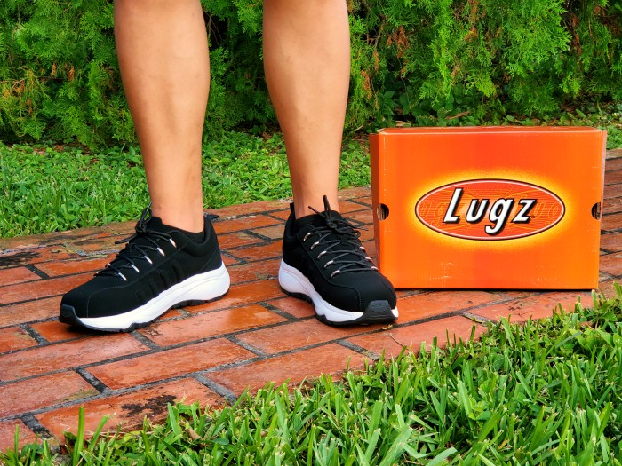 Looking for a stylish comfortable pair of sneakers that won't break the bank? Check out why the Lugz Men's Sneakers Are a Must-Have! More at CleverlyMe.com