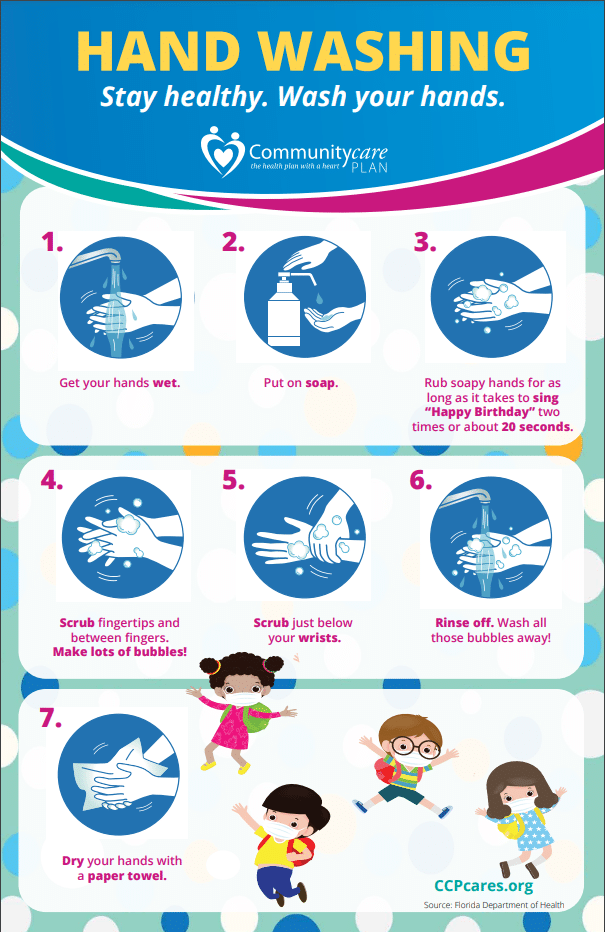 Follow these simple hand washing tips on how to teach your kids to wash their hands so they can stay healthy all year long! More at CleverlyMe.com