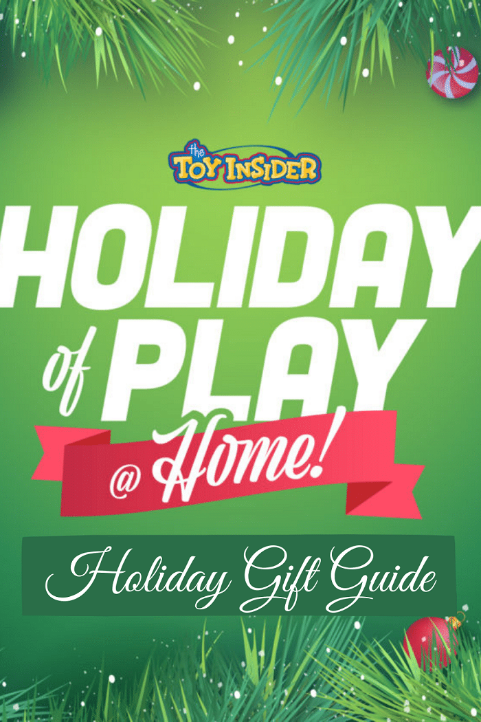 Looking for the hottest toys for the 2020 Holiday season? Look no further and check out our Holiday of Play Holiday gift guide. More at CleverlyMe.com