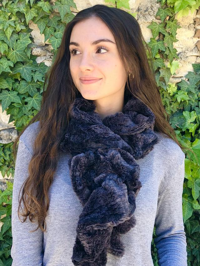 Luxe Neck Warmer by Keiki Co. part of the Valentine's Day Gift Guide at CleverlyMe.com