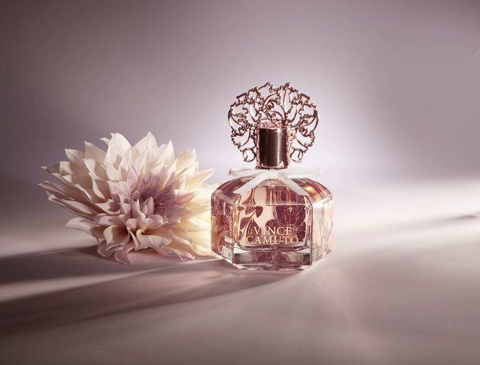 Vince Camuto Brilliante Fragrance part of the Valentine's Day Gift Guide at CleverlyMe.com