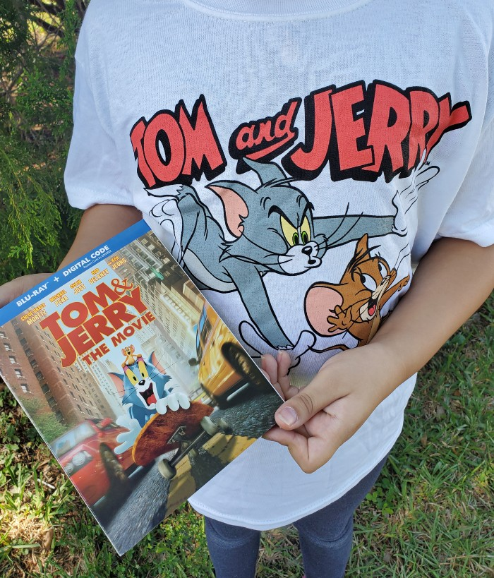 Tom & Jerry The Movie Is now available on DVD and Blu-Ray and available to purchase on Amazon Video and iTunes. Learn more at CleverlyMe.com