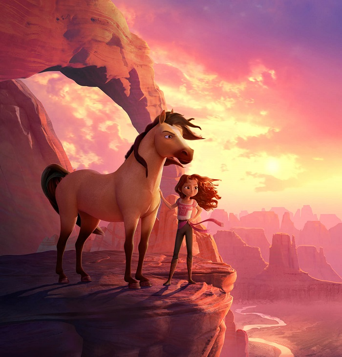 Spirit Untamed hits theaters on June 4, 2021! Head on over to CleverlyMe.com to print a super cute printable activity kit and for an awesome Fandango code giveaway (ends June 4, 2021).