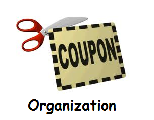 Organizing your Coupons!