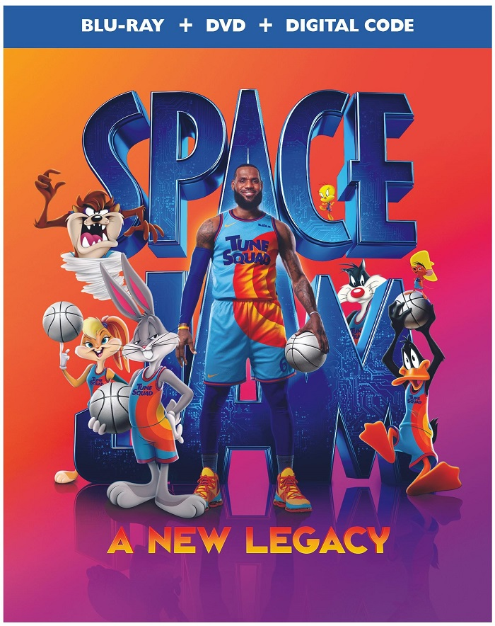 Space Jam: A New Legacy Available on 4K, Blu-ray and DVD. Learn more at CleverlyMe.com